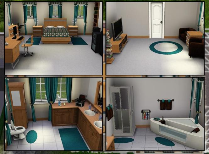 The Sims 3 Room Build Ideas And Exles Pets Bedroom Best
