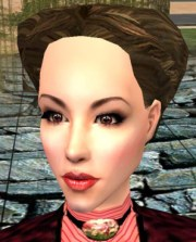 mod sims - 1905 hairstyle