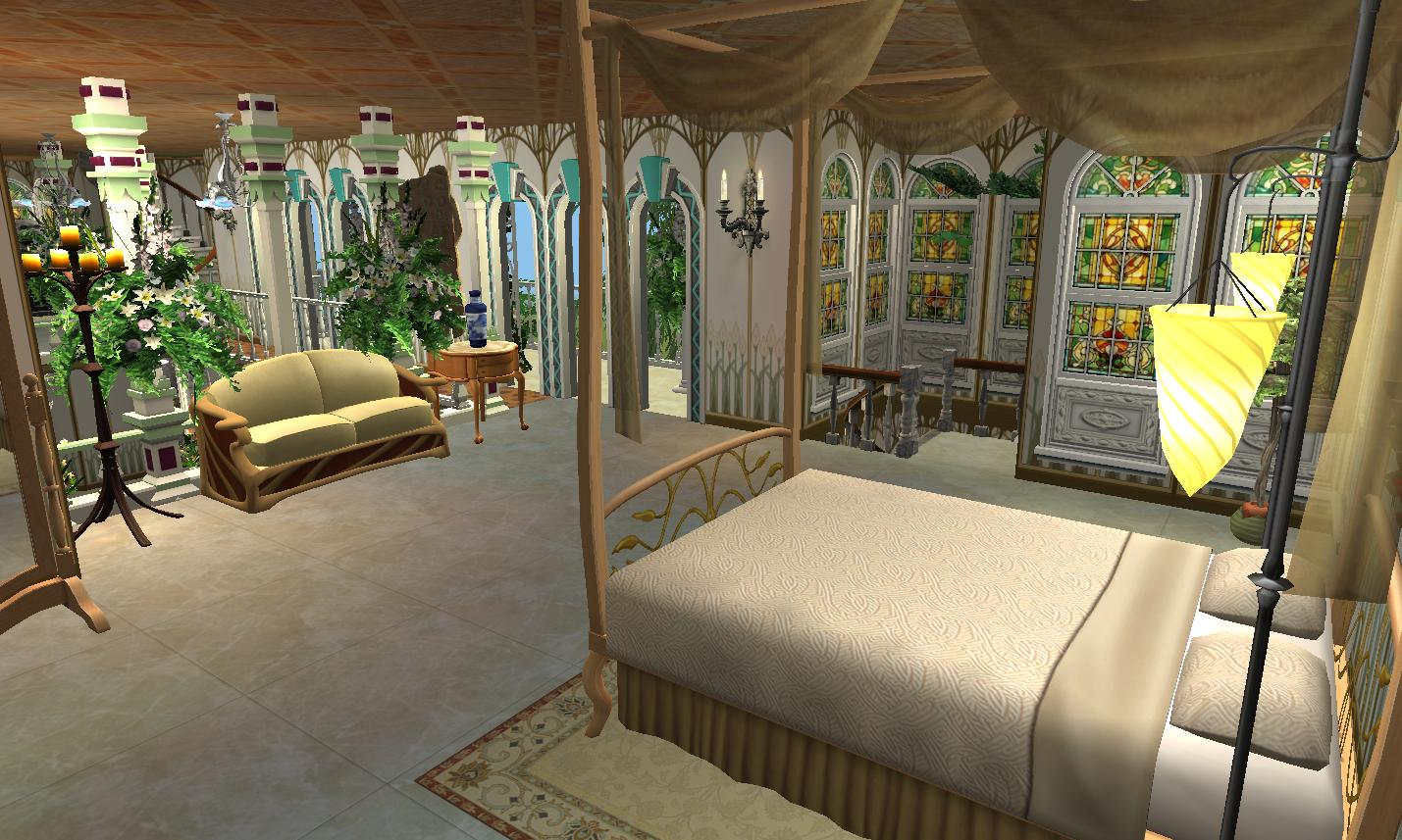 Mod The Sims  Rivendell  The Last Homely House East of