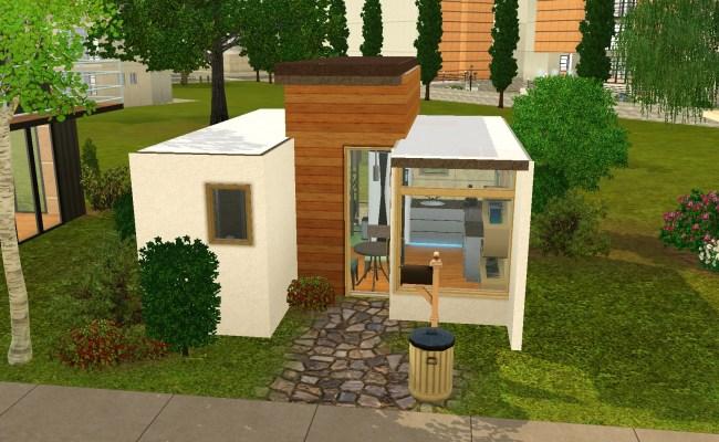 Mod The Sims Tiny House Series Single Starter