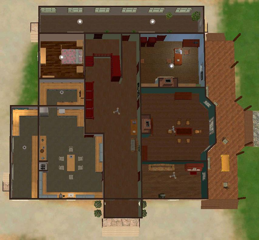 Mod The Sims  Drovers Run