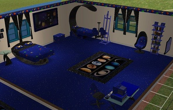 Mod The Sims Nursery And Bedroom Set To Match Maxis
