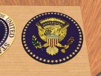 Presidential Seal Oval Office Carpet - Carpet Vidalondon