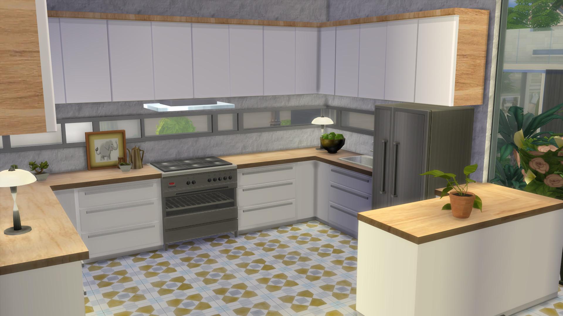 Sims 4 Kitchen Cabinets Cc Baltimore Kitchen Part 2 Updated