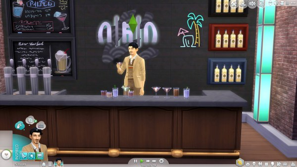 Mod The Sims 3 Drunk - Year of Clean Water