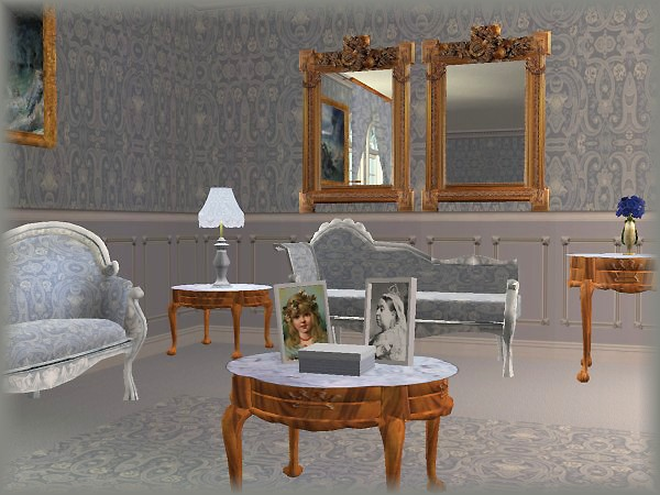 buy living room chairs cheap makeover ideas mod the sims - victorian romantic set :furniture