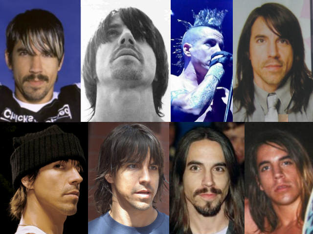 Mod The Sims Anthony Kiedis From Red Hot Chili Peppers