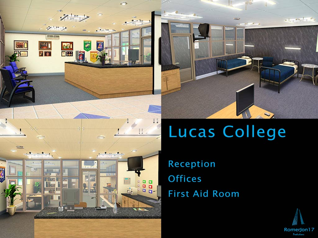 Mod The Sims  Lucas College