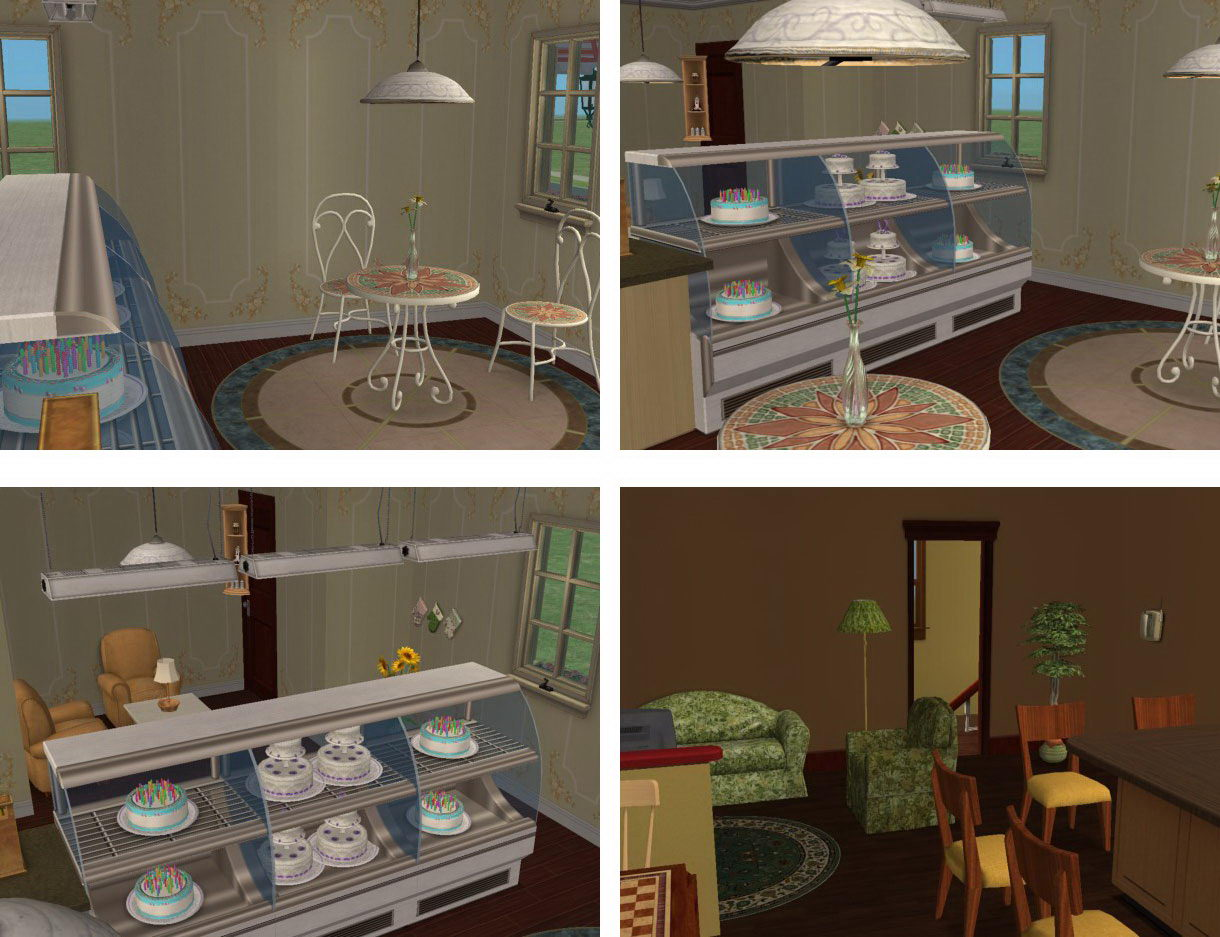 Image result for sims 2 family business