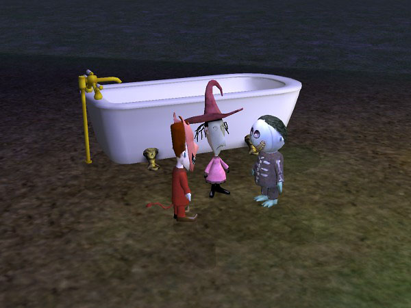 Mod The Sims Lock Shock And Barrel