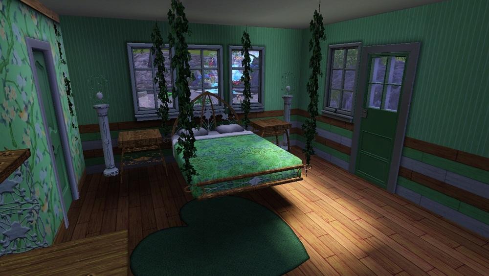 Mod The Sims  A Fairy Home