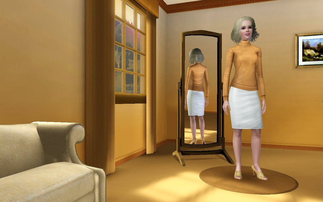 Mod The Sims  8 Create A Sim Screens Only Choose 1
