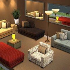 Best Buy Sofa Gray Linen Mod The Sims - Annie Modular Updated 22 Nov 2007