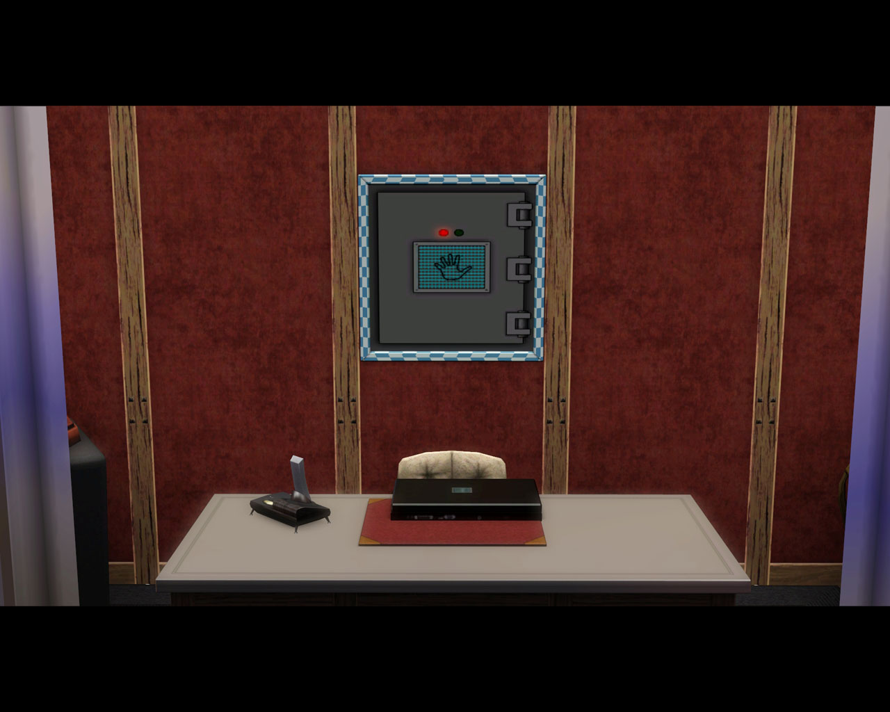 Security Alarm Sims 4