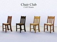 Mod The Sims - Toddler Dining Chairs