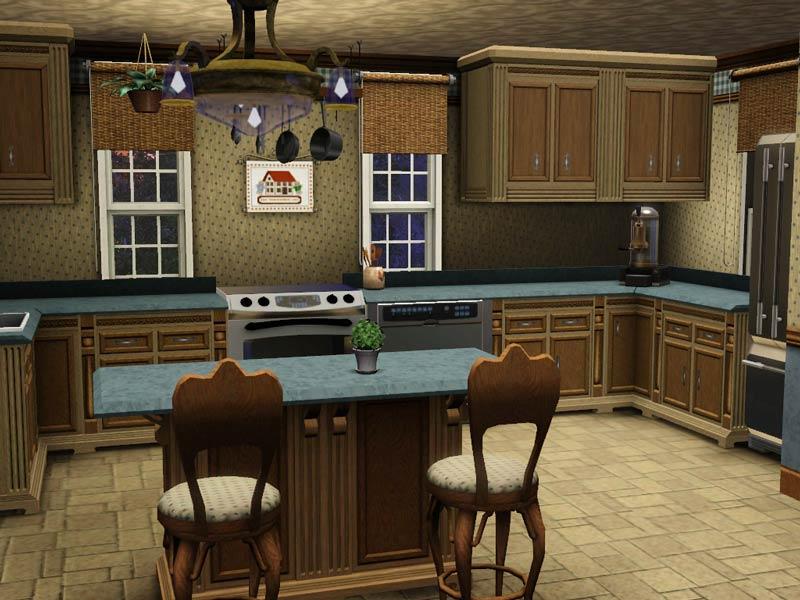 Mod The Sims Hummingbird Lane Victorian No CC