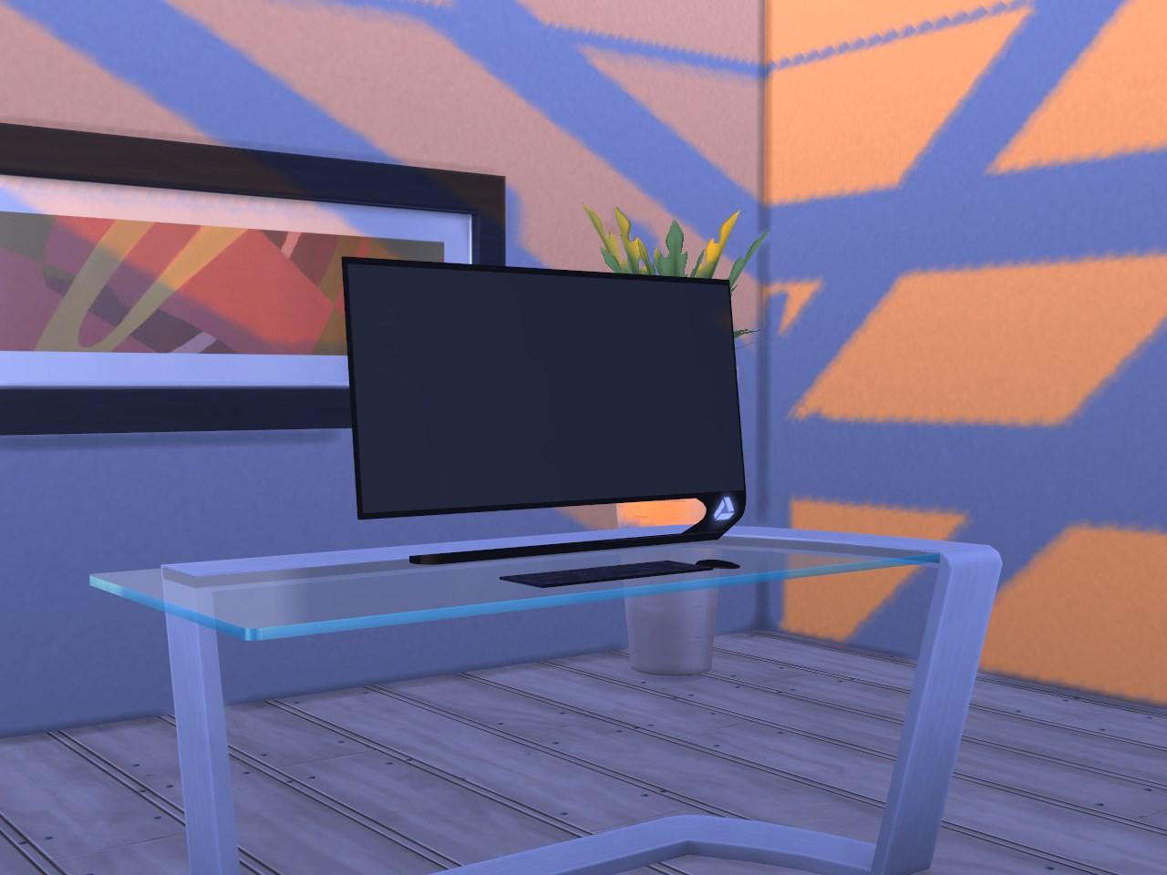 Mod The Sims  AETechnologies AIO PC