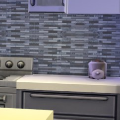 Modern Kitchen Backsplash How To Redo Cabinets On A Budget Mod The Sims - Backsplashes