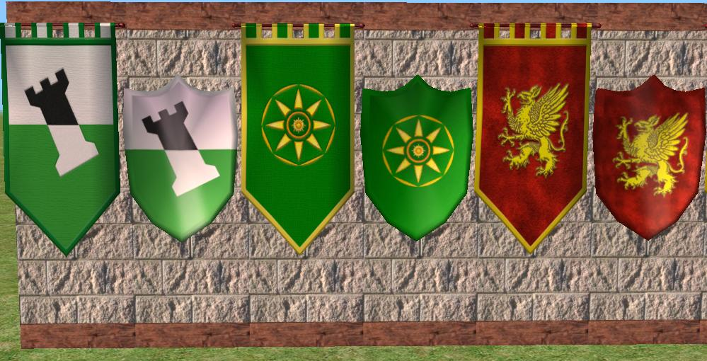 mod the sims medieval