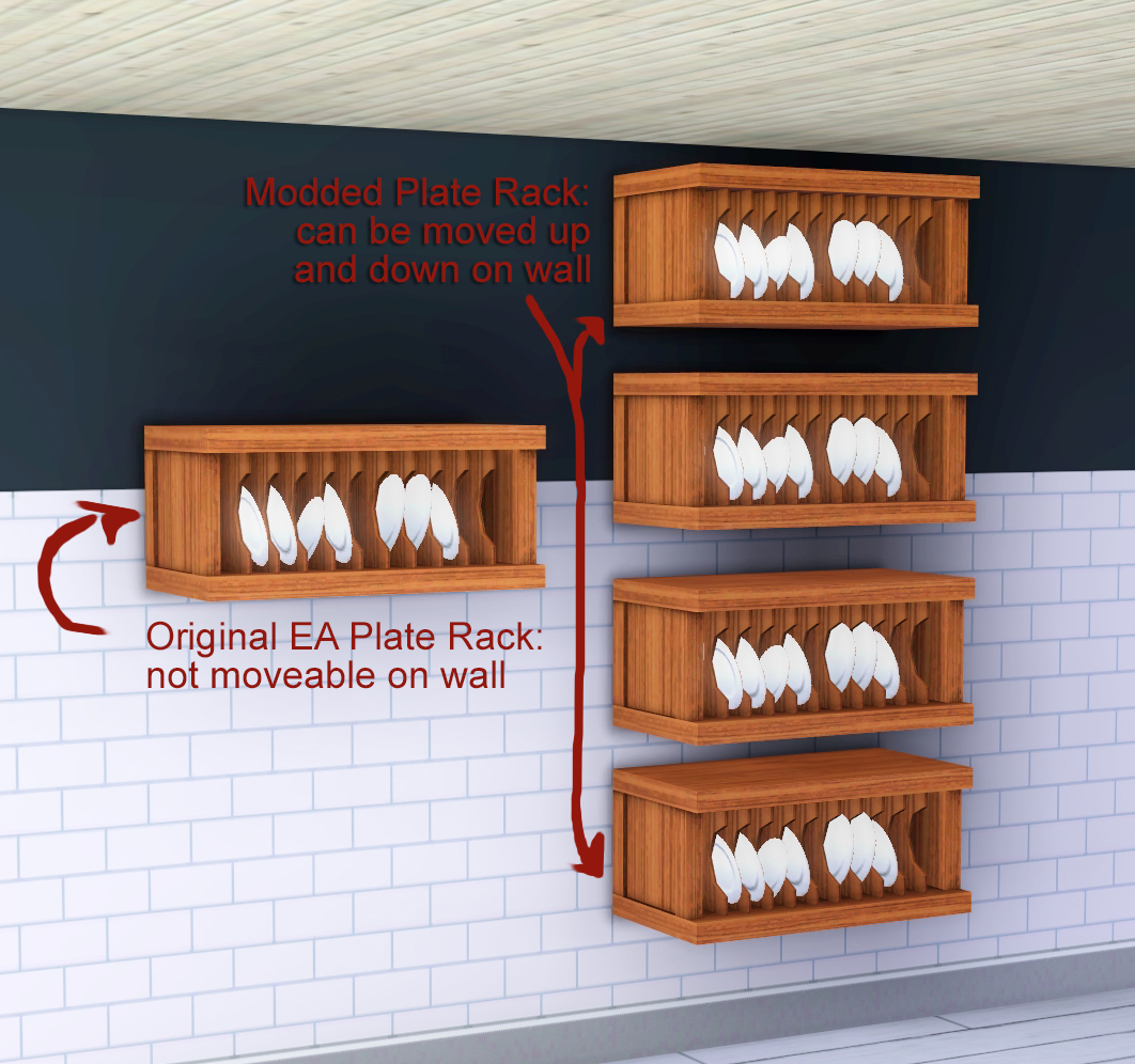 wooden kitchen plate rack cabinet remodel a wood racks for walls free