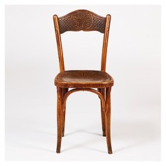 Vintage Bentwood Chairs Side Dining Upholstered Set Of 6 C 1930 The Conran Shop Six