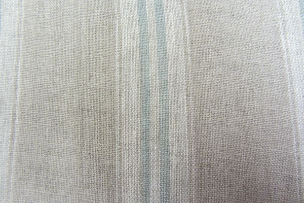 French Linen Stripe Upholstery Fabric