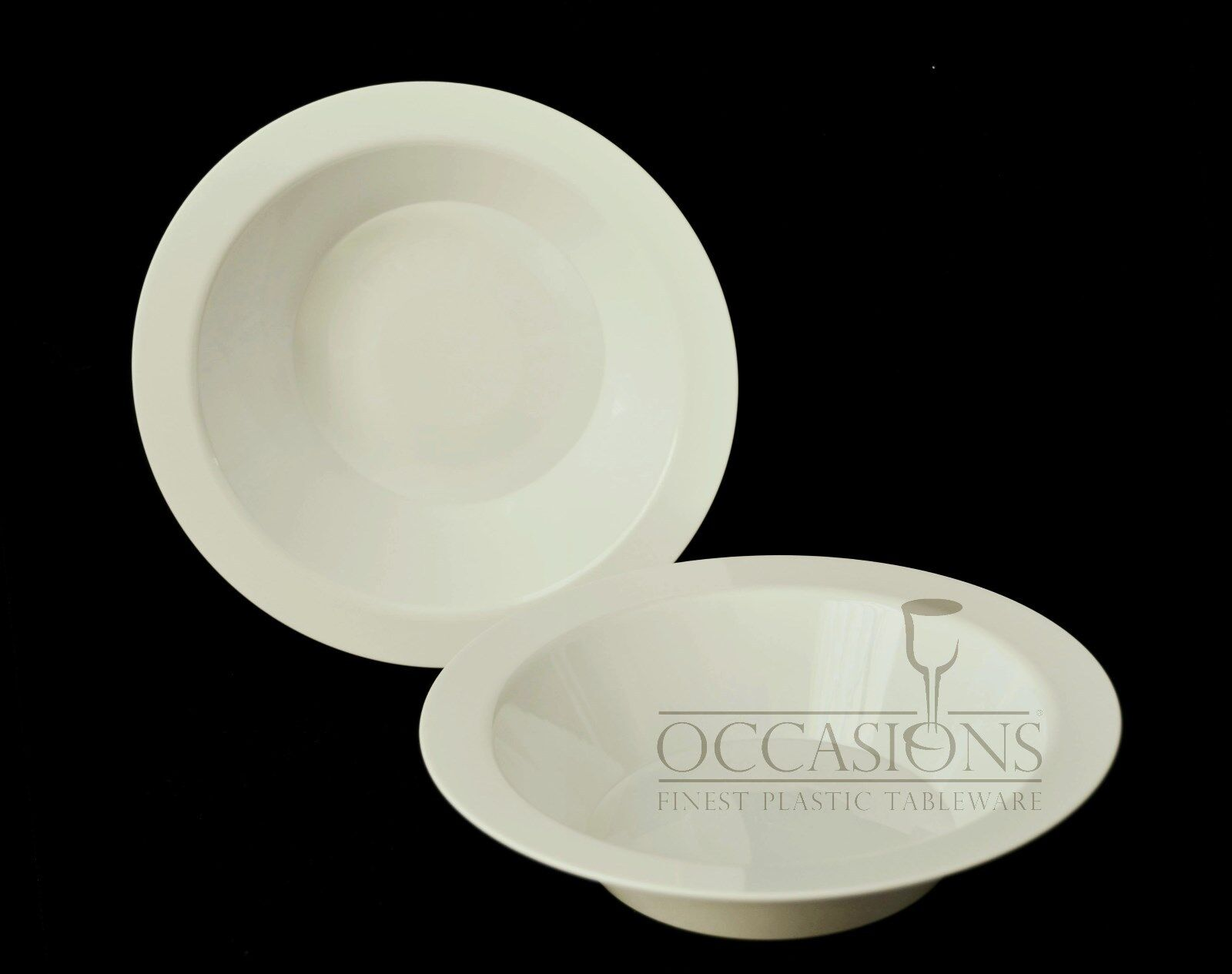 Wedding Party, Disposable Plastic Dinnerware