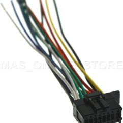 Pioneer Wiring Harness Diagram Ford Trailer Dxt 2266ub For