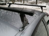 Roof Rack Cross Bars PO 120cm Vauxhall Astra Combo Corsa