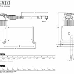 Viair Wiring Diagram Viper Alarm 5900 Behemoth Train Air Horn Kit Heavy Duty 400c