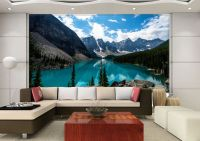 3D Natural scenery cloud Wall Paper Wall Print Decal Wall ...