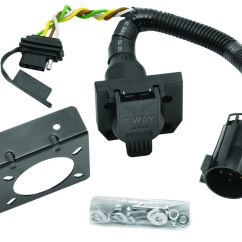 Wiring Diagram For 7 Pin Trailer Hitch Power Sentry Ps1400qd 1999 2013 Chevy Silverado 1500 W