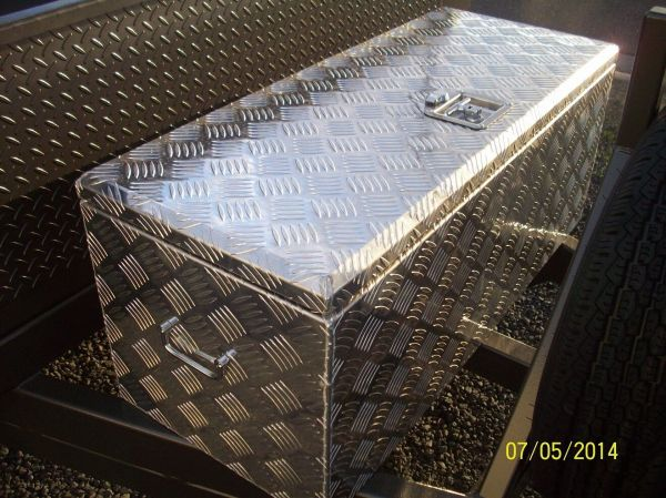 Aluminium Tool Boxes Draw Bar Imgurl