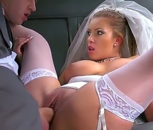 Hot Slutty Bride With Great Boobs And Butt Donna Bell Is Having Cool Fuck
