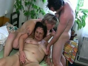 bizarre granny sex