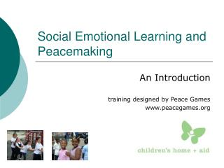 PPT - What is Social and Emotional Learning? PowerPoint Presentation - ID:6315186