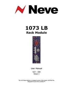 AMS Neve 1073LB Preampmodule 500er API
