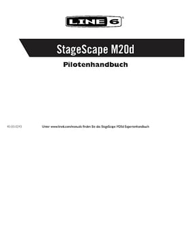 Line6 StageScape M20d