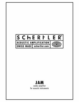 Schertler Jam Wood