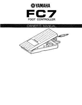 Yamaha FC-7