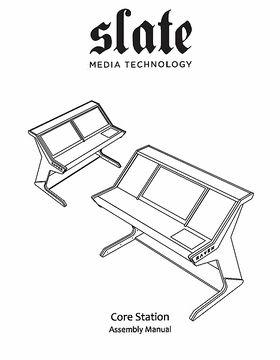 Slate Media Technology Raven Core Station Single