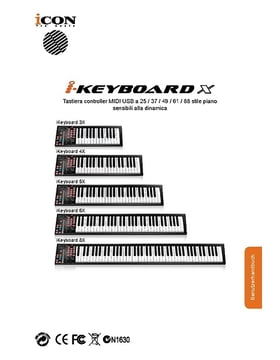 Icon iKeyboard 8X
