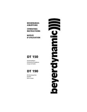 beyerdynamic DT-150