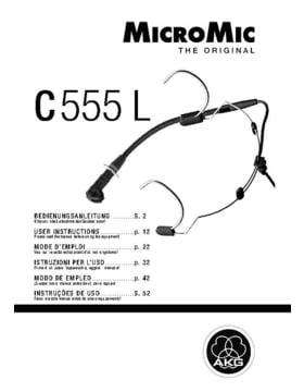 AKG C 555 L