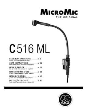 AKG C 516 ML