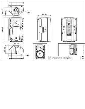RCF ART 715-A MK IV