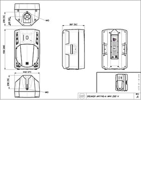 RCF ART 745-A MK IV