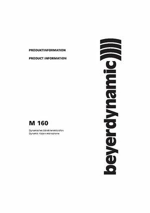 Beyerdynamic M160
