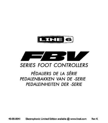 Line6 FBV Express MKII