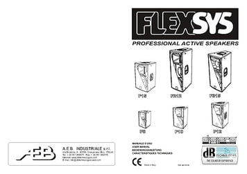 dB Technologies Flexsys FM10